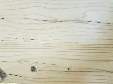МДФ шпонированный старые еловые трещины (old spruce cracks)