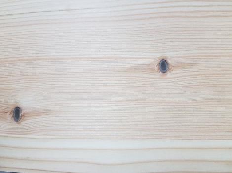 МДФ шпонированный лиственница сучковатая