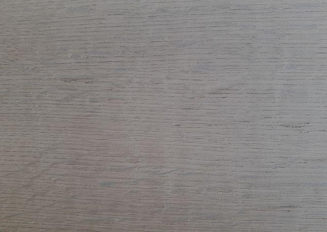 МДФ шпонированный  серый  дуб лучевой