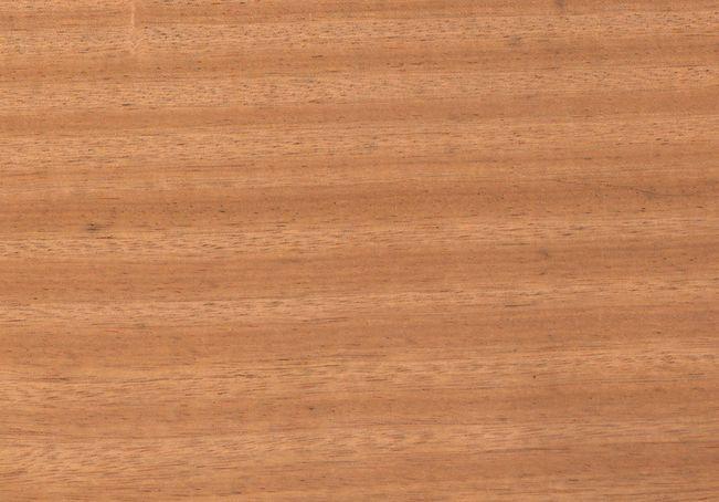 Махагон (сапели) белый шпон строганный