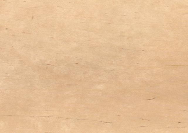 Шпонированная ольхой  плита МДФ 19 мм