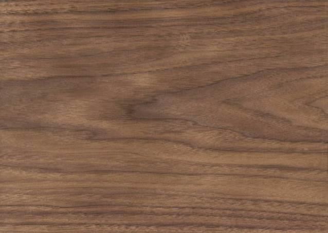 Шпонированная орехом плита МДФ  19 , 11 мм