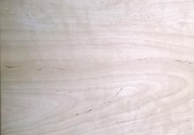 Береза 0,55 мм  шпон лущенный