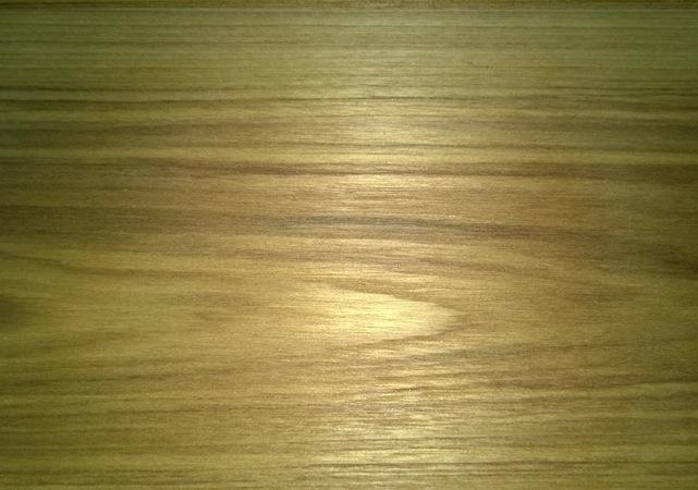 Шпонированная тиком плита МДФ 19, 11 мм